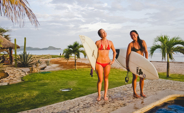 Deluxe Surf, Yoga and Wellness retreat in Nicaragua- From November through March