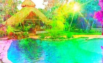 Ayahuasca Retreat, Mayan Riviera, Mexico