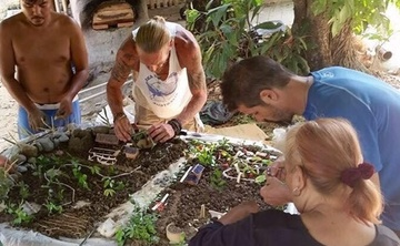 PermaHope Shamanic Permaculture Design Course (SPDC), Koh Phangan Thailand