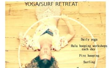 Pure Life Hula Hooping & Yoga Retreat
