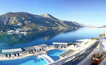 Motivational Retreat for Business with meditation : Amorgos Island, Greece (Oct 2018)