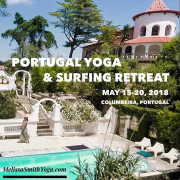 Portugal Yoga & Surfing Retreat
