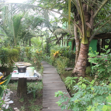 Green Zion Garden Ecolodge and retreat Ghana