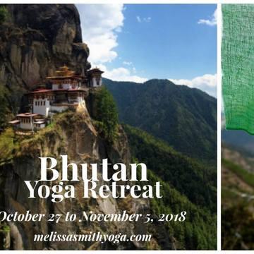 Bhutan Yoga Retreat with The Travel Yogi