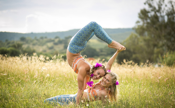 CircAsana Acro & Aerial Yoga Creation Vacation Retreat