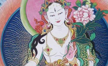 White Tara Meditation & Birthday Celebration for Pema Khandro