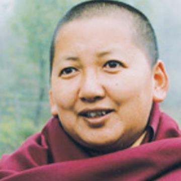 Venerable Khandro Rinpoche