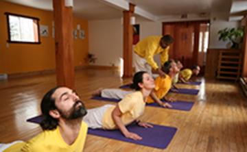 Asanas de yoga adaptées/Adapted Yoga Asanas