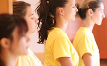 Trouvez votre voix : atelier de médiation sur les chakras/Finding Your Voice Chakra Meditation Workshop