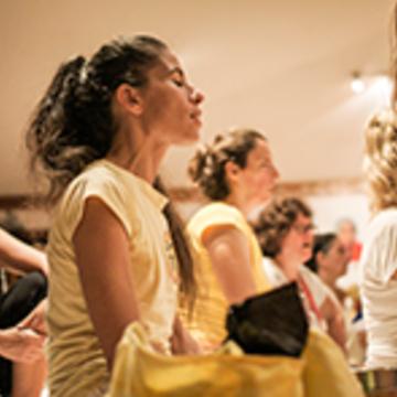 Guérison intérieure par le Nada yoga/ Inner Healing through Nada Yoga
