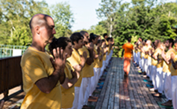 De l'asana à Samadhi/From Asana to Samadhi