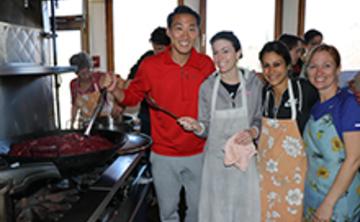 Atelier sur la cuisine indienne/Indian Cooking Wokshop
