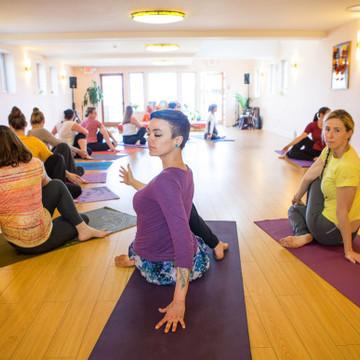 Yoga for Beginners Weekend Retreat