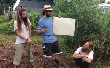 Permaculture Weekend:  Food Forest – Beyond Management as a Metaphor for Life