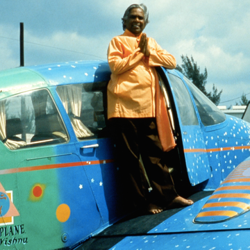 Stories of the Flying Swami