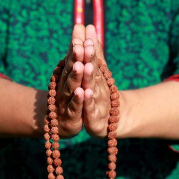 Japa Meditation:  Focusing on the Sacred