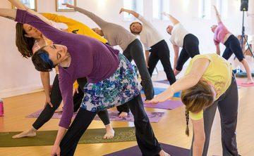 Yoga for Back Care