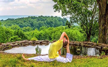Advanced & Beginners Yoga Weekend Retreat