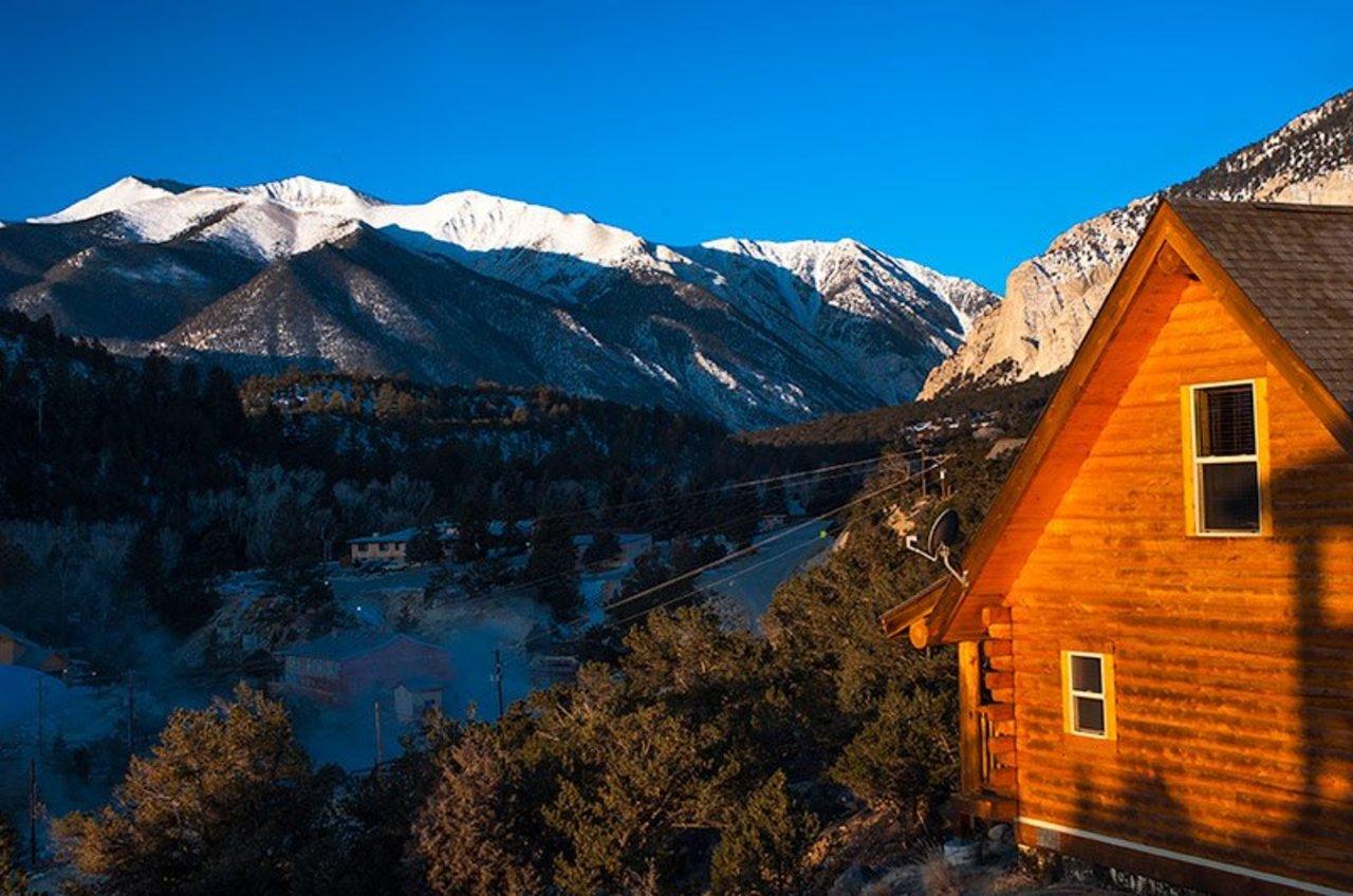 Ignite thrive shine colorado mountain retreat event for Ski cabin rentals colorado