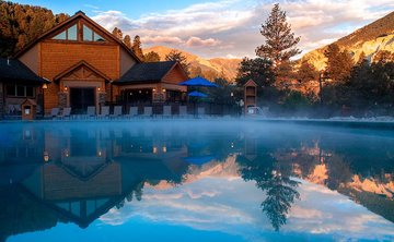 Ignite. Thrive. Shine. Colorado Mountain Retreat