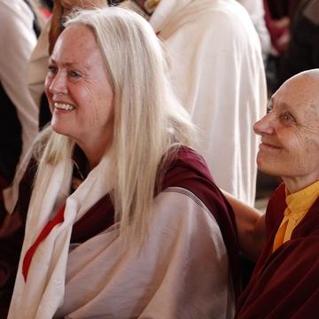 Benefit for Tara Mandala and Dongyu Gatsal Ling Nunnery: An Afternoon of Intimate Dialogue