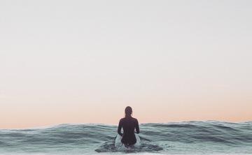 Iyengar Yoga, Surf & Nourish retreat