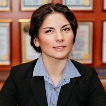 Oksana Aliskerova