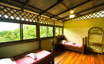 Puerto Viejo Retreat at Cashew Hill Jungle Lodge