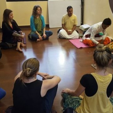 200 Hours Residential Yoga Teacher Training in Rishikesh - India