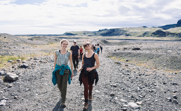Iceland Yoga Retreat – The Midnight Sun 2018