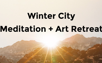 A Winter City Meditation Retreat in Los Angeles