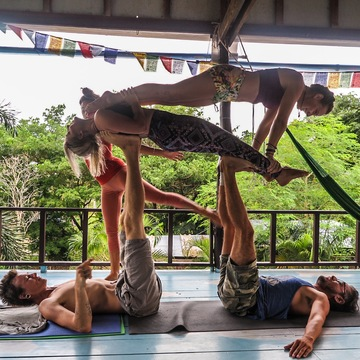 29 Day Yoga Teacher Training Course - 200 hour Hatha & Vinyasa Style