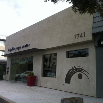 La jolla yoga center