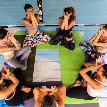 29 Days 200hr Hatha & Vinyasa Yoga Teacher Training Course