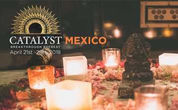 Catalyst Retreat: Spiritual Work + Practical Tools for Awakening