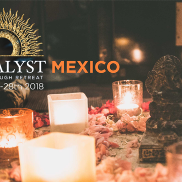 Catalyst Retreat: Spiritual Work + Practical Tools for Awakening