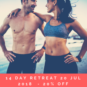 14 Day Total Body Reset & Functional Health Retreat