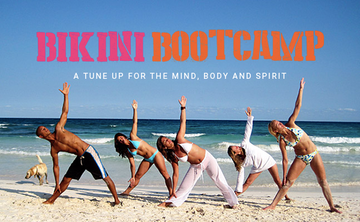 Bikini Bootcamp with special focus bringing meditation to daily life Apr 20 – Apr 26
