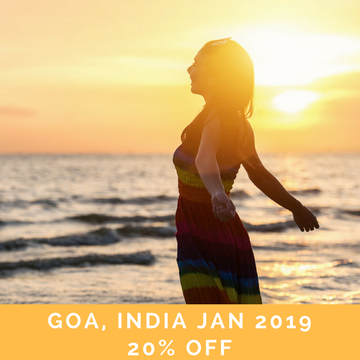 Yoga Retreat in Goa, India – New Year Energise & Awaken Part II