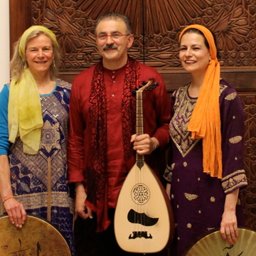Amir Vahab & The Sacred Trio