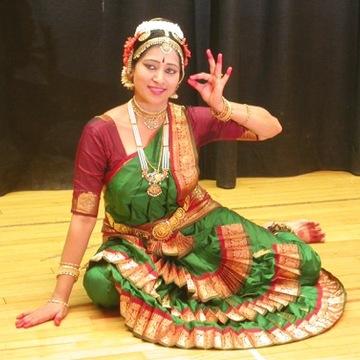 Bharata Natyam Dance