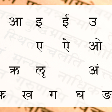 Introduction to Sanskrit Alphabet