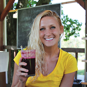 Autumn Juice Detox & Yoga Weekend Retreat