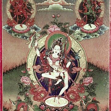 Ear-Whispered Five Dakini Retreat