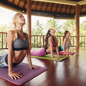 200 hour Yoga Teacher Training at the Govardhan Ecovillage, India (June 2018)