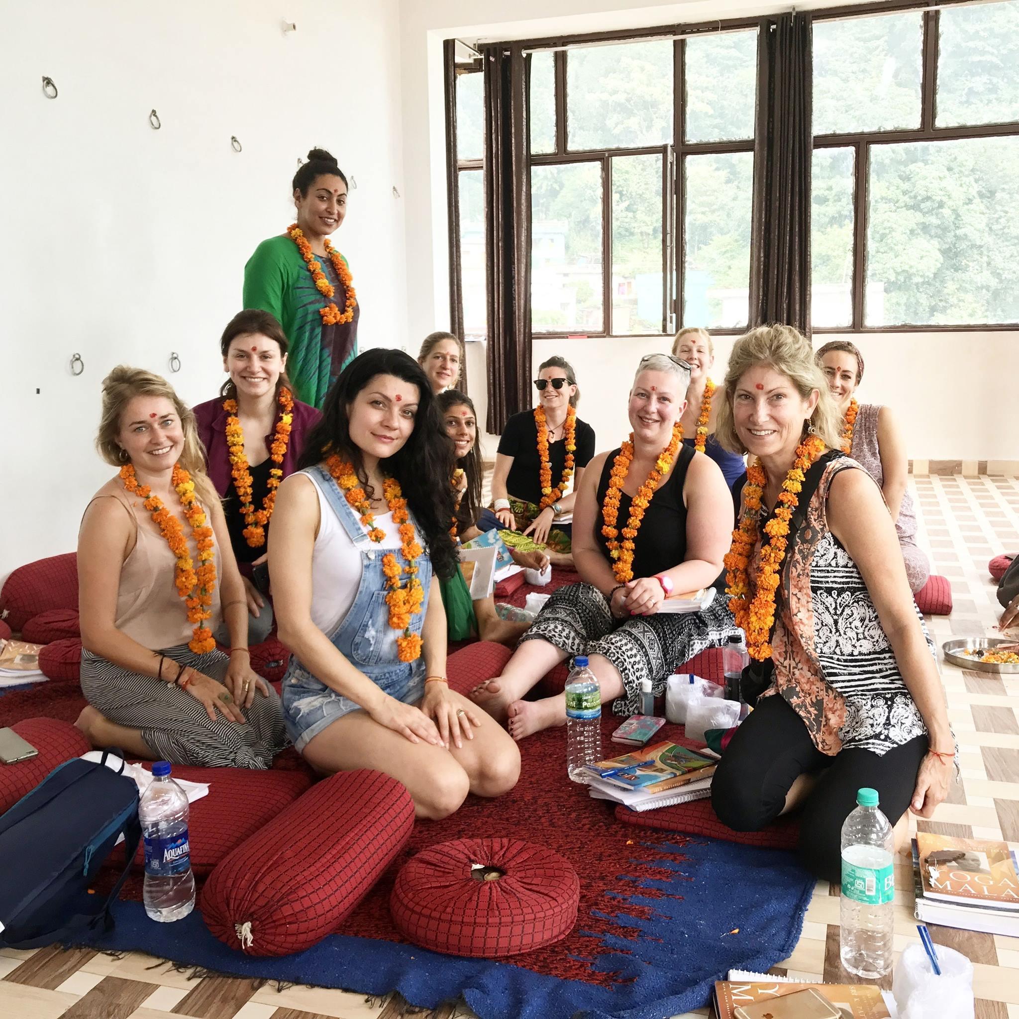Meditation Teacher Training, Rishikesh India