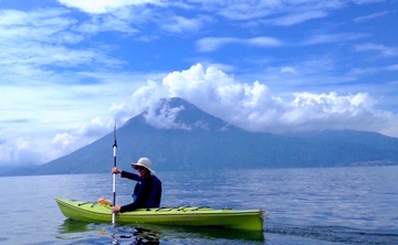 7-Day Ignite Your Spark Yoga Retreat on Lake Atitlan, Guatemala