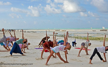 Back To Nature Yoga Retreats - Zanzibar