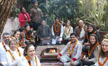 Pranayama Course & Classes in Rishikesh, India