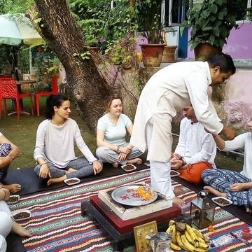 Meditation School India | Shree Mahesh Heritage